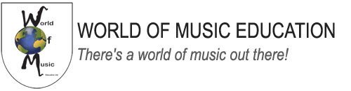 WOMED - World of Music Education logo