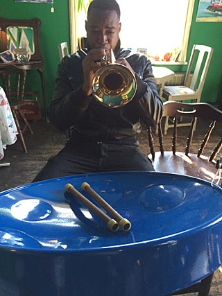 brass instrument tuition
